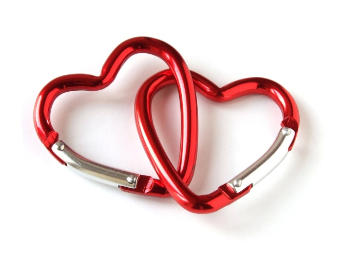 corazones encadenados
